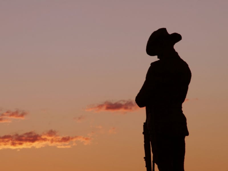 Anzac Day Dawn Service - Campbell Town