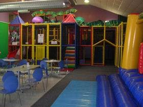 Treehouse Play Cafe, The