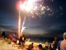 Normanville New Year's Eve, Fleurieu Peninsula, South Australia