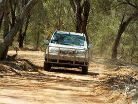 Ward River 4x4 Stock Route Trail