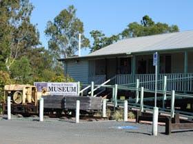 Burrum and District Mining Museum, Howard