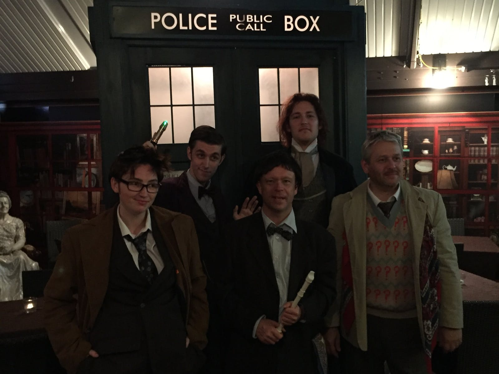 Image for Dr Who Quiz Night