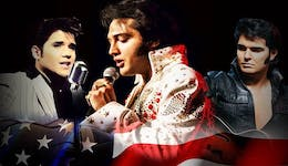 Image of the event 'Elvis – An American Trilogy - Dubbo'