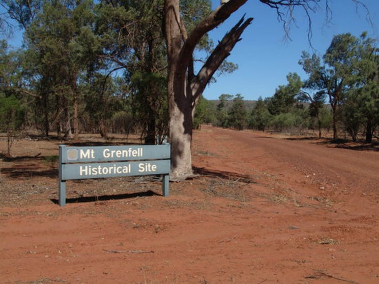 Mount Grenfell Historic Site