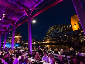 Walsh Bay Arts Table Dinner