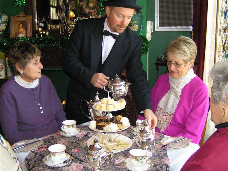 Bygone Beautys Treasured Teapot Museum & Tearooms