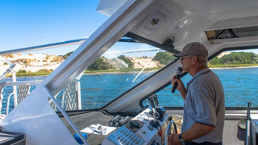Coorong Discovery Cruise
