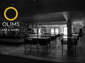 Olims Bar and Bistro