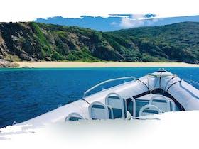 Cruising Great Keppel Island & The Keppels