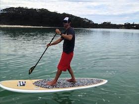Coastal Paddle Surf