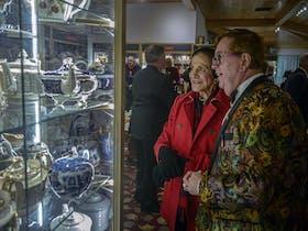 Bygone Beautys Treasured Teapot Museum and Tearooms