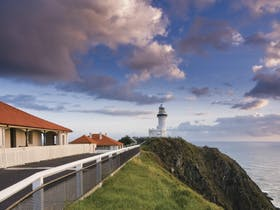 National Parks and Wildlife Service Cape Byron Trust