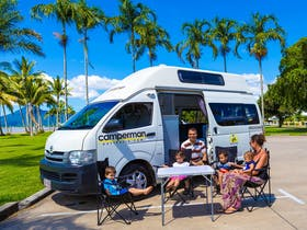 Family friendly campervans