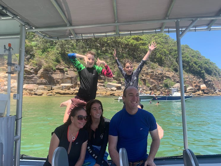 Boat tours central coast
