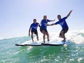 Let's Go Surfing Lennox Head