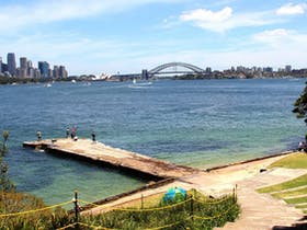 Sydney Harbour National Park - Bradleys Head