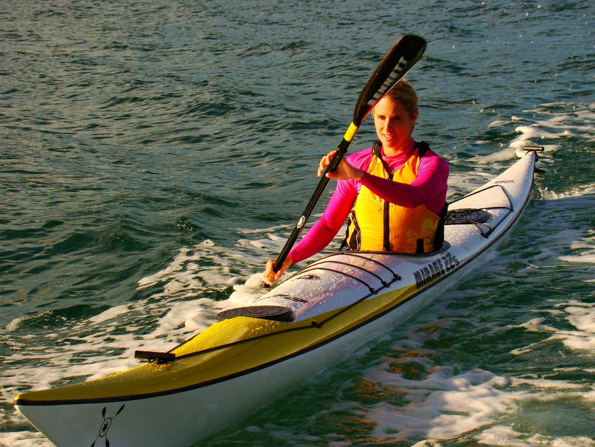 Deluxe Single Sea Kayaks by Mirage Sea Kayaks