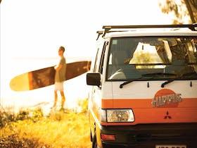 Hippie Camper Sydney