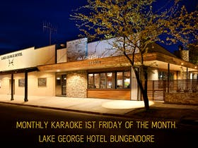Monthly Karaoke