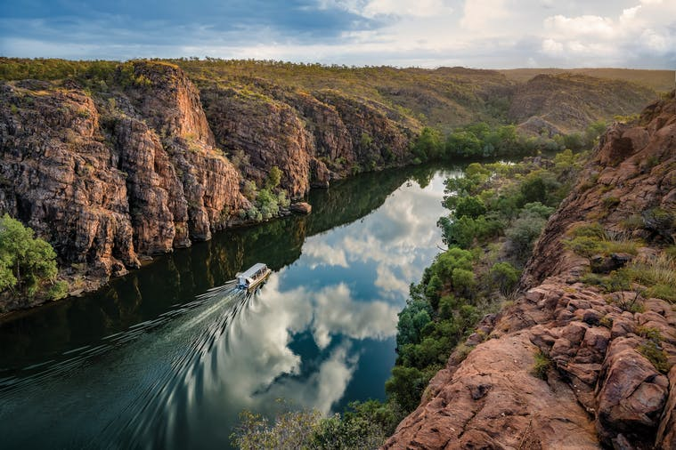 The Ghan Rail Journey  Adelaide to Darwin