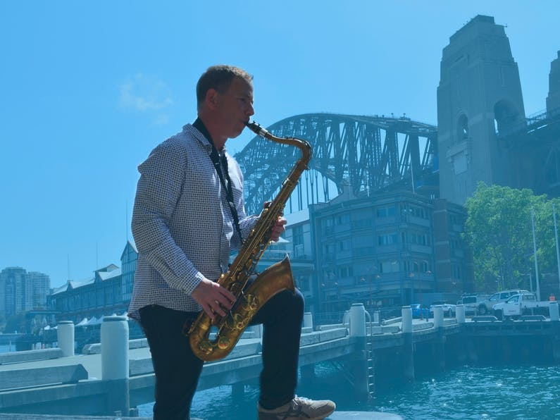 Image of the event 'Jazz on the Bay'