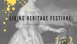 Image of the event 'Living Heritage Festival'
