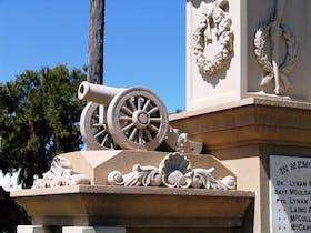 Boer War Memorial and Park, Allora