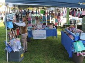 Clarence Town Markets