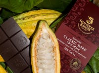 Australian Cocoa and Daintree Estates Dark Chocolate Block