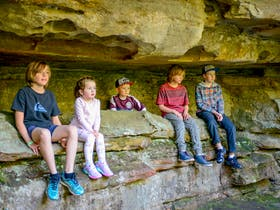 Bomaderry Creek Caves