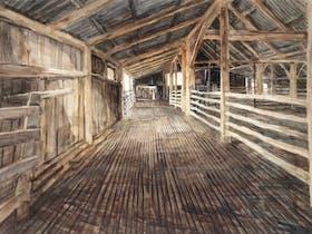 Exhibition: Nundubbermere | Christine Porter