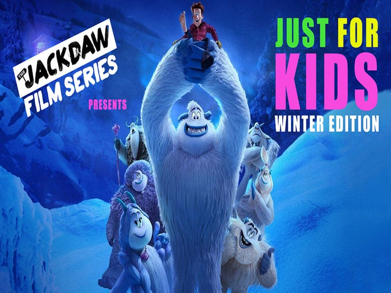 Image of the event 'The Jackdaw Film series presents Just for Kids'