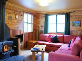 Two bedroom accommodation at Cradle Mountain Highlanders, Cradle Mountain