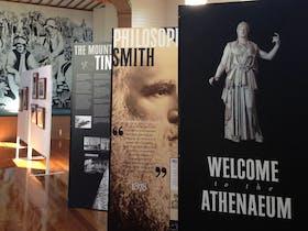 Tarkine Interpretation Centre Athenaeum Hall Waratah