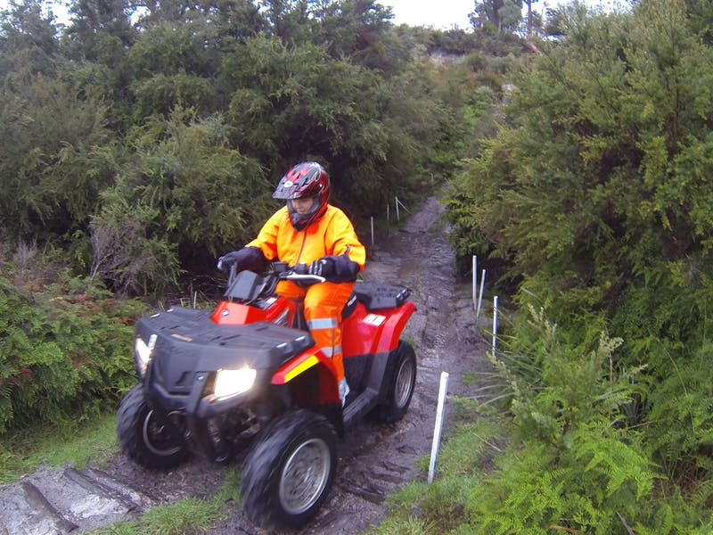 Kookaburra Ridge Quad Bike Tours