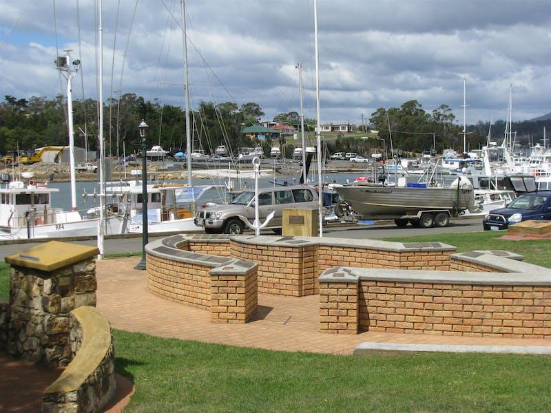 Tasmanian Seafarers Memorial, Triabunna