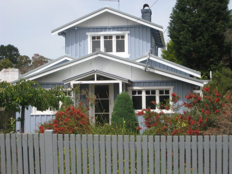 Blue House - The