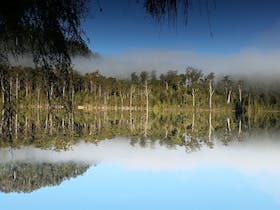Lake Rosebery Reflections