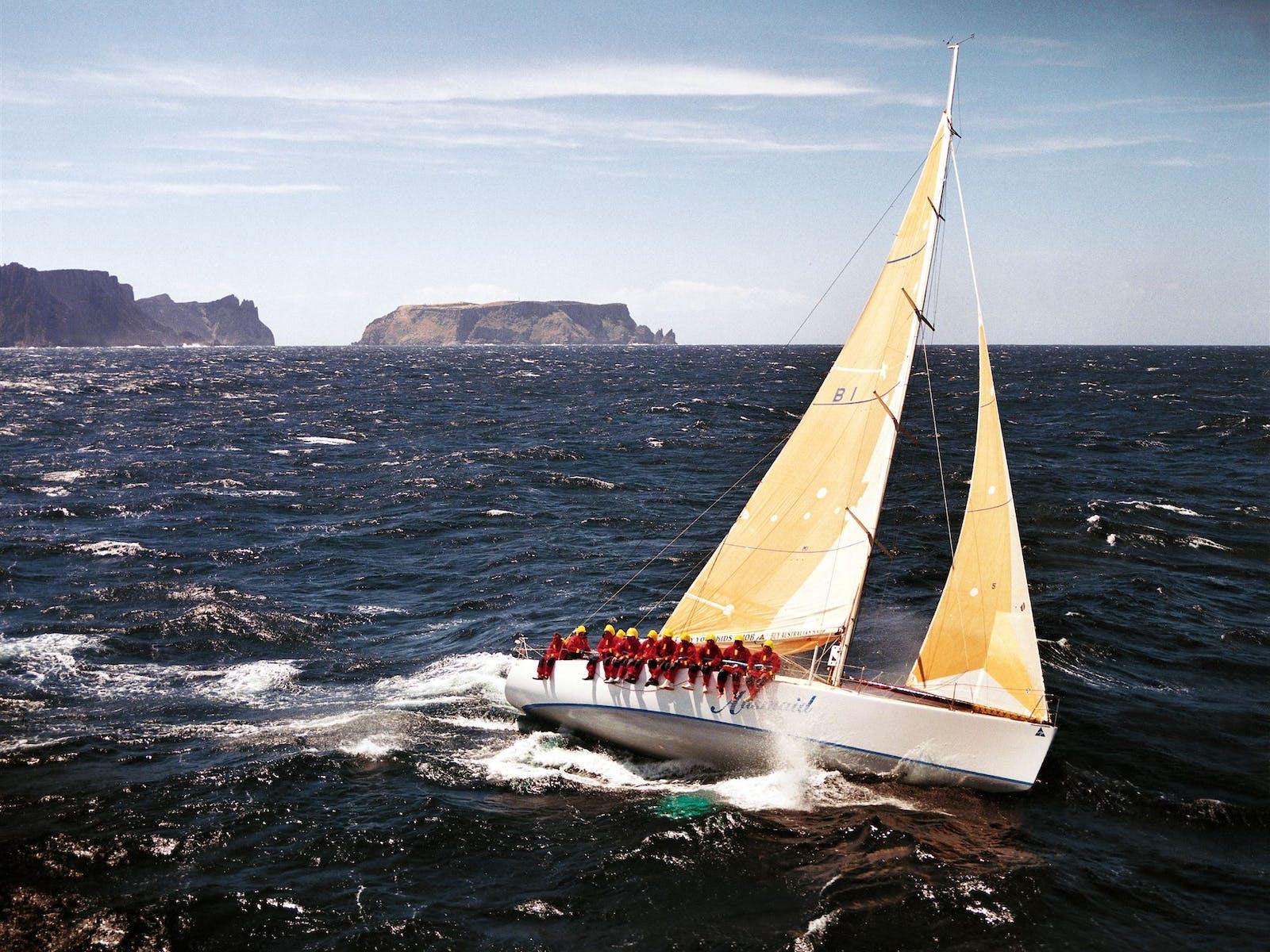 Image for Rolex Sydney Hobart Yacht Race