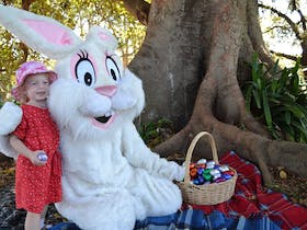 The Great Centennial Park Egg Hunt