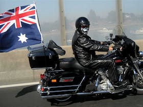 Hell Riders Motorcycle Tours Australia