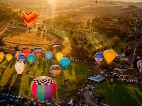 Canowindra International Balloon Challenge