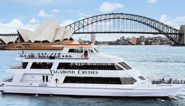 Image of the event 'Easter Weekend Lunch Cruise'