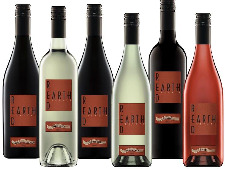 Red Earth Estate Vineyard