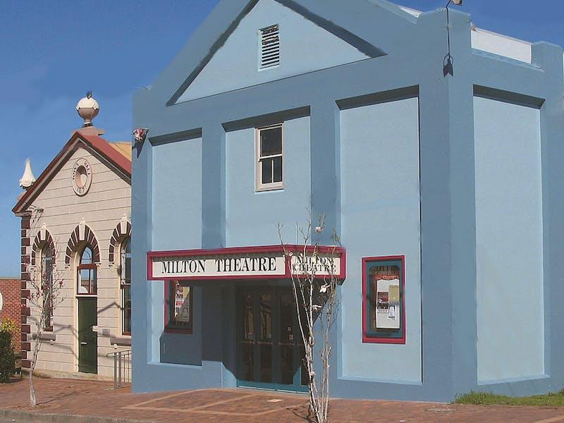Milton Theatre, Milton, New South Wales