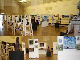 Creative Mountain Art Exhibition - Dorrigo