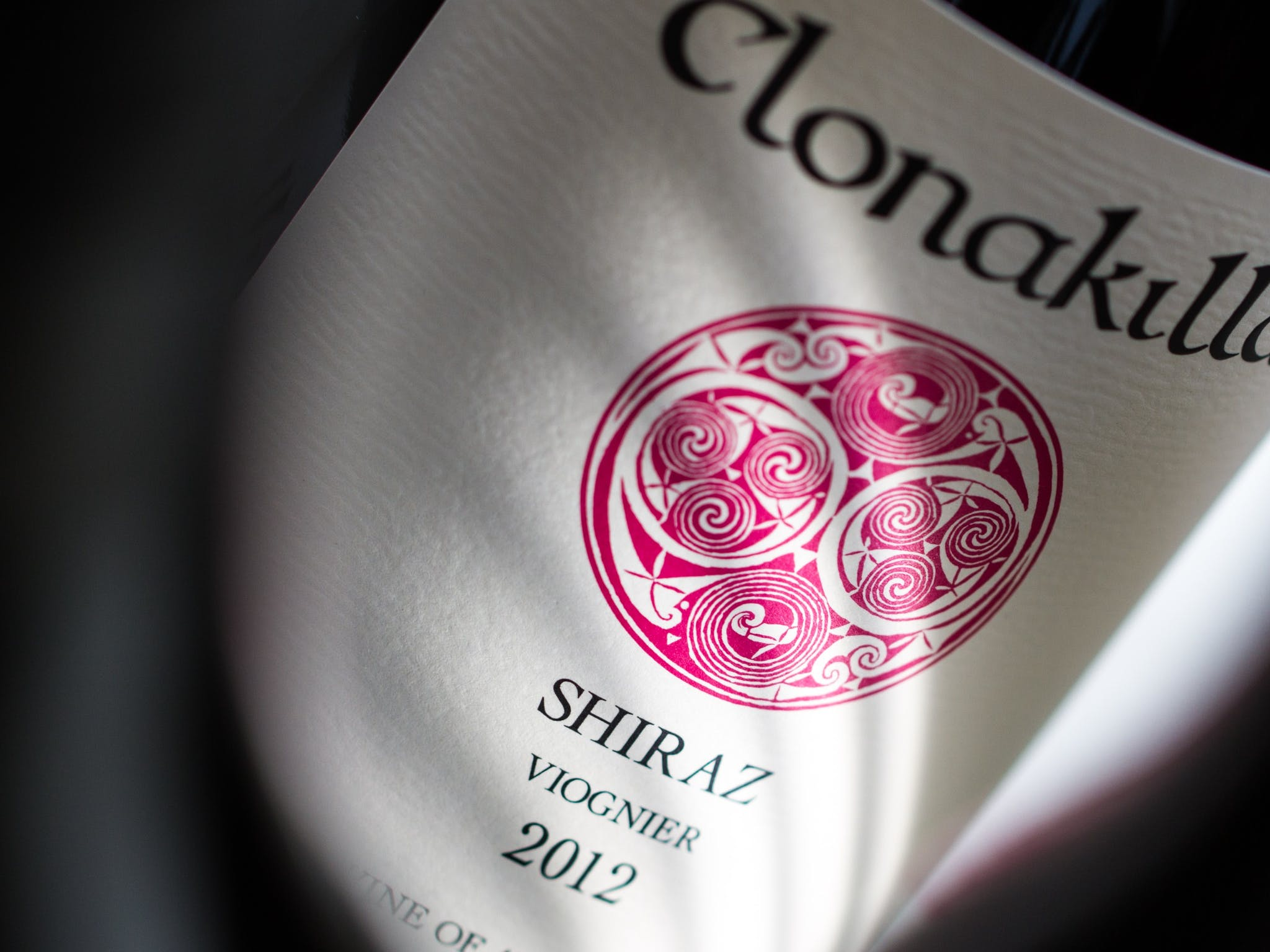 Clonakilla Shiraz. Photo by David Reist