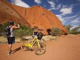 Outback Cycling Uluru