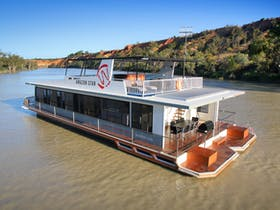 Wilkadene Above Renmark Houseboats Amazon Star