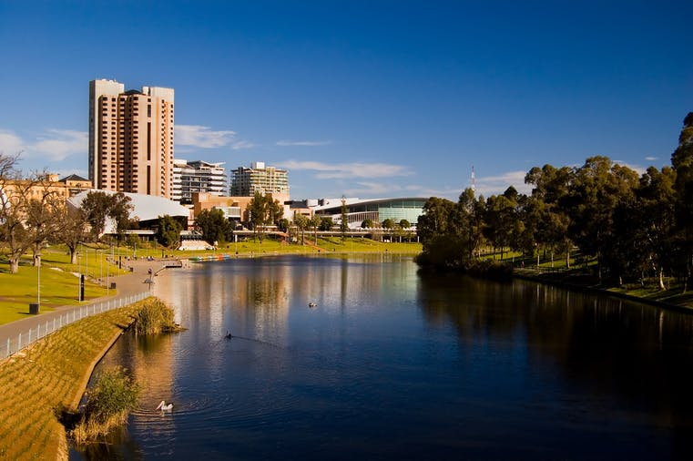 592  Adelaide Highlights Afternoon Tour